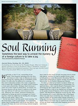 Soul Running