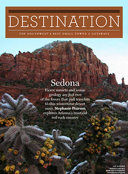 Destination: Sedona article cover