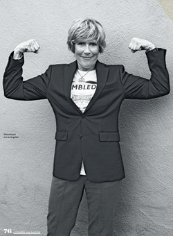 The Superhero: Diana Nyad