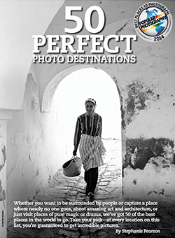 50 Perfect Photo Destination black and white article cover