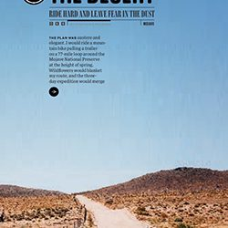 How I Survived Biking Through the Mojave Desert for Three Days