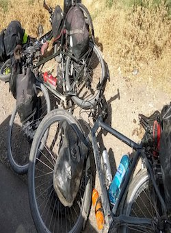 American Cyclists Killed by ISIS in Tajikistan
