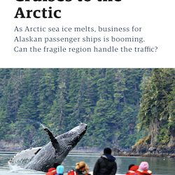 The Race to Bring Cruises to the Arctic